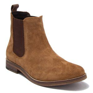 CREVO Malik Suede Leather Chelsea Mens Boots